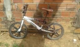 Bicicleta top de linha