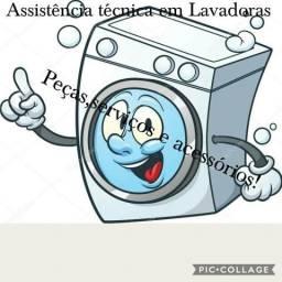 Consertos de máquinas de lavar roupa em domicílio e em todas região metropolitana