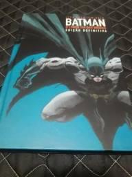 HQ Batman Longo Dia das Bruxas Edição Definitiva