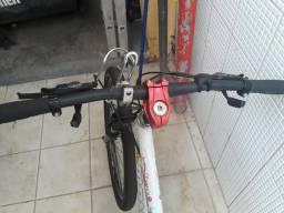 Bike de alumínio Mônaco