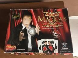 Barato!!! Jogo de mágicas