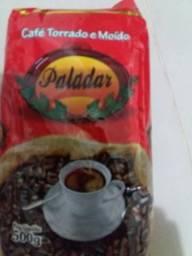Café torrado e moído/ lote 5kilos 10 pcts