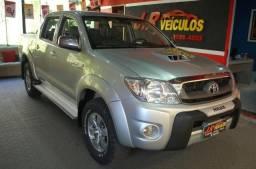 Toyota Hilux 2010 SRV 4X4 3.0! 4 Pneus Novos! R$ 87.900,00! - 2010
