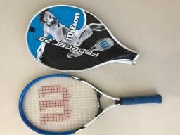Vendo raquete de tênis - R$ 150,00