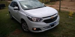 Gm - Chevrolet Cobalt LTZ 1.8 Econo. Flex. 4p Aut. - Placa Final 61 - Locatrans - 2019