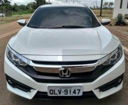 Honda civic ex 2.0 flex at 18-18 - 2018