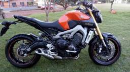 Yamaha MT09 Completíssima - 2015