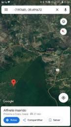 Terreno na Chapada do Araripe - Pulo do Gavião