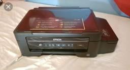 Impressora Epson l375 hp Deskjet gt5820