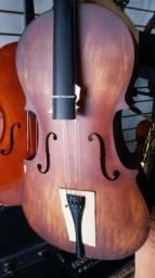 Cello Jahnke Popular 4/4 Envelhecido