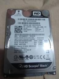 HD Notebook 750G