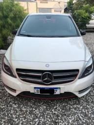 Mercedes-benz Classe B 200, Excelente Estado, Chip de Aceleração, Completa - 2013