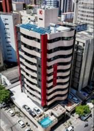 Apartamento na Ponta Verde - 2/4, 1 Suíte, com e sem Mobiliado - Edf. Brilhance