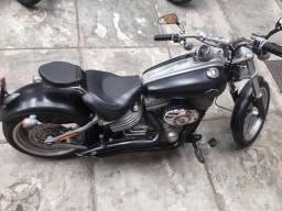 Harley-davidson Rocker Softail comprar usado  Rio de Janeiro