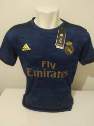 Camisa Real Madrid Adidas Away 2019/20