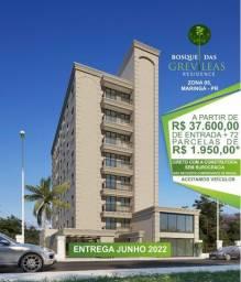 2 dorm, Zona 05 Aceita Imoveis R$ 37.600,00Entrada + 72x R$ R$ 1.950,00 Direto Construtora