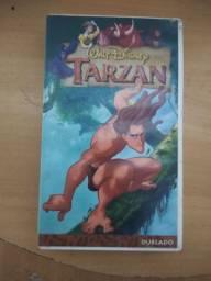 VHS Tarzan