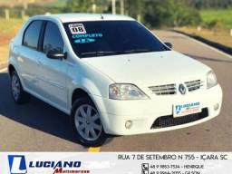 Renault LOGAN Expression Hi-Flex 1.6 16V