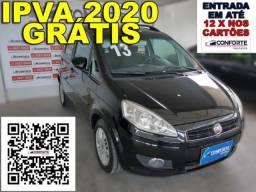 Fiat idea 2013 1.4 mpi attractive 8v flex 4p manual