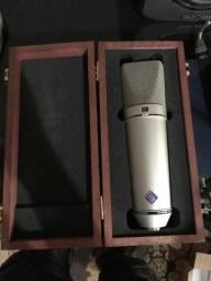 Microfone NEUMAN U87 AI - Troco por bike