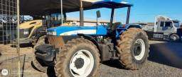 Trator New Holland 8030 4x4 122cv Ano 2011 1960hs