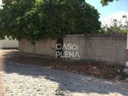 Terreno à venda, 360 m² por R$ 190.000 - TE0016 - Sapiranga - Fortaleza/CE