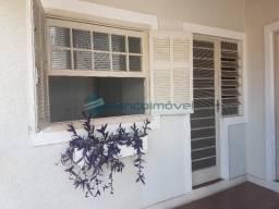 Casa para alugar com 1 dormitórios em Bosque, Campinas cod:CA01838
