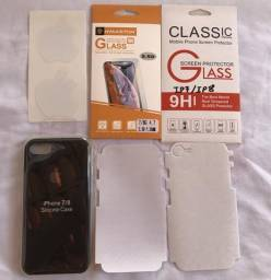 Capa de proteção para iPhone 7/8