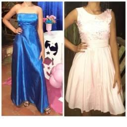 Vendo vestidos de 15 anos