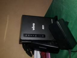 Modem Roteador 4g Desbloqueado Huawei E5172 Lte Entr. Antena