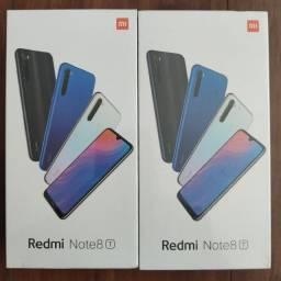 Liquidação//Redmi Note 8T da Xiaomi  // Novo lacrado com garantia e entrega imediata