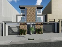 Casa geminada 03 quartos bairro Palmares