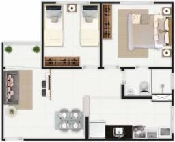 64/ Apartamento perto do shopping Pátio Norte/ Renda: a partir de 1.200