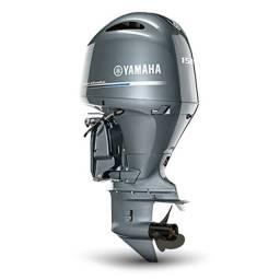 Motor yamaha 150hp 4 tempos 2020 novo