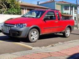 Fiat - Strada 1.4 CE 2008 + Direção