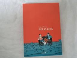 Livro Hq Pílulas azuis<br><br>