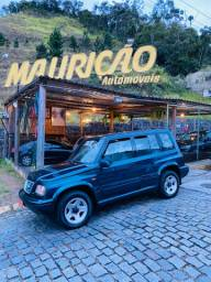 SUZUKI Vitara V6 4X4 mecânico. Carro extremamente conservado. 123 mil km. 97/97. Raridade