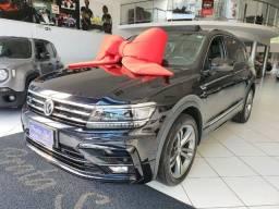 VW Tiguan R-line 2.0 350Tsi 2019 Teto Solar, 15Mil KM, Na Garantia, Periciada, Ipva Pago