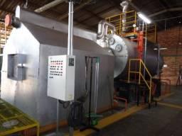 Título do anúncio: Caldeira - Gerador de Vapor - 4 ton - 4.000 kgv/h - a lenha