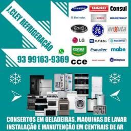 Título do anúncio: Consertos em maquinas de lavar