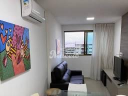 Título do anúncio: Apartamento quarto e sala novo mobiliado