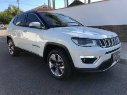Jeep Compass 2.0 Limited ano 2018 Automático