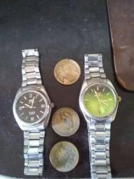 Relógios quartz antigos