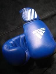 Vendendo Luva de boxe / muay thai adidas azul