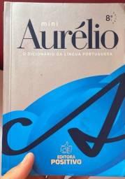 Título do anúncio: Mini dicionário Aurélio