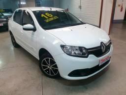 Título do anúncio: Renault LOGAN EXPRESSION 1.6 8V 4P
