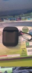 Capa protetora de silicone para airpods