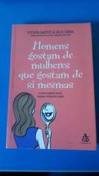 Título do anúncio: Livro - Homens gostam de mulheres que gostam de si mesmas.
