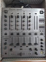 Mixer Pioneer DJM-600 (220v) Usado