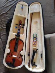 Violino 4/4 + Espaleira